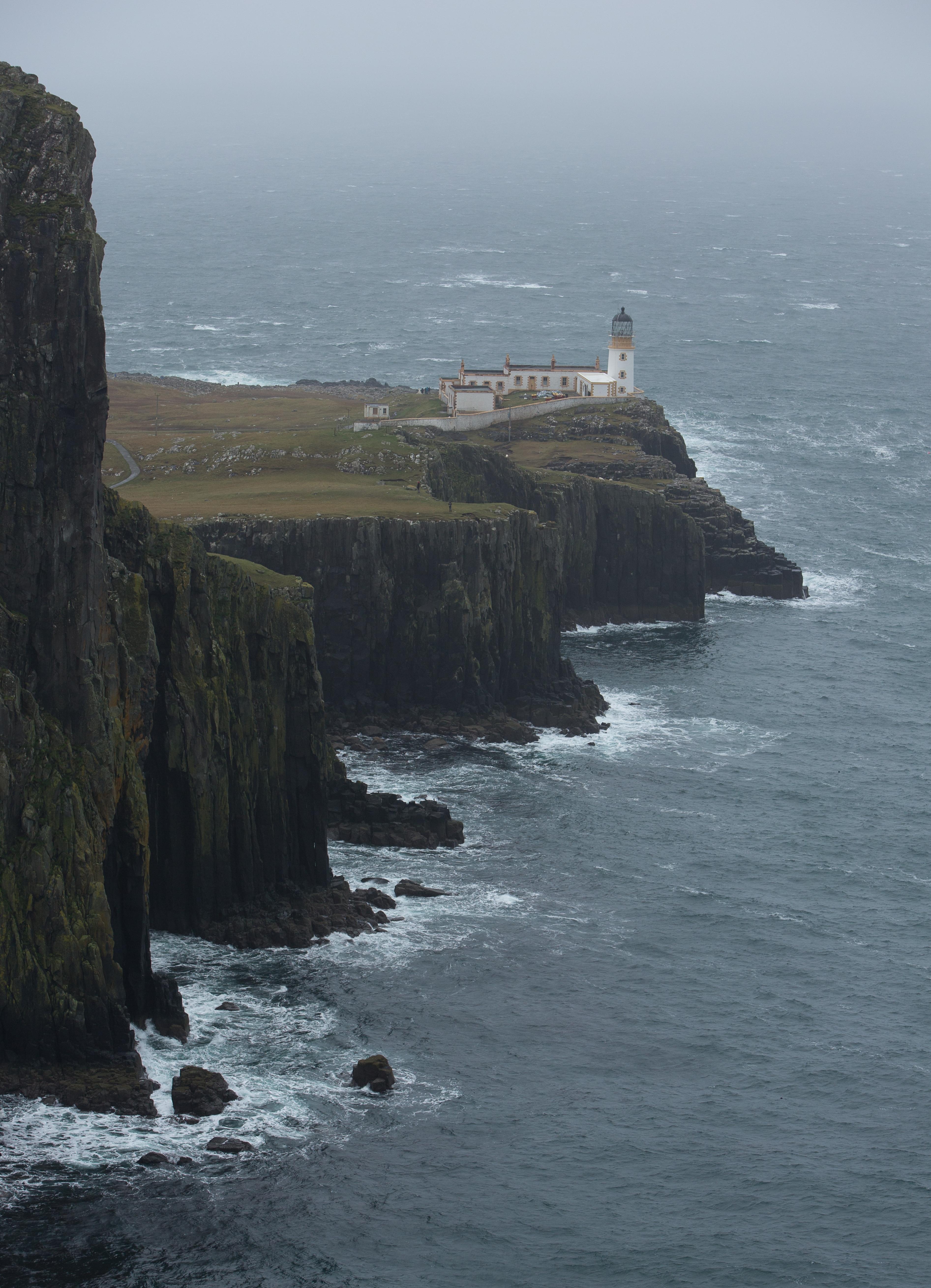 Neist Point Lighthouse Desat